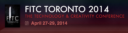 Stephan Tanguay @ FITC Toronto 2014 Oculus Rift Virtual Reality